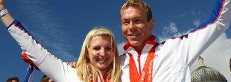Rebecca Adlington & Chris Hoy