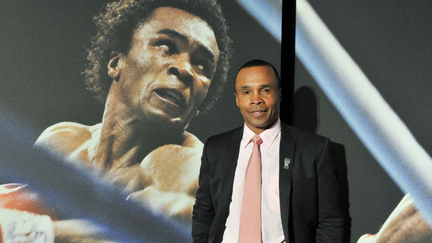 Sugar Ray Leonard: Then and now